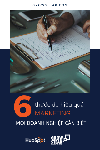 thước đo marketing